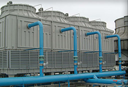 Cooling Tower Water Treatment Plant