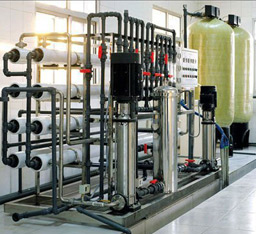 Double Pass Reverse Osmosis System Two Stage Ro Water Plant