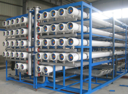 High Capacity Reverse Osmosis Water Treatment Plant 10000