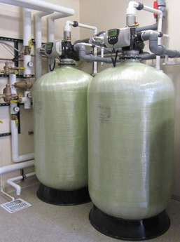 Industrial Water Softener Plant Commercial Water