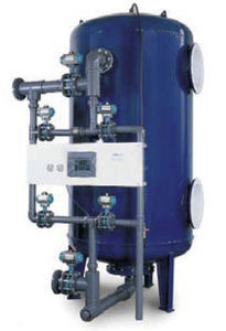Iron Removal Filter - Deironing Plant - Iron Manganese Removal Plant